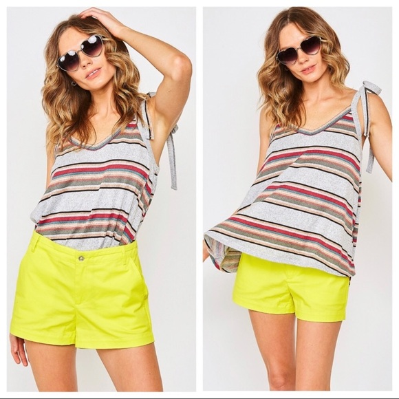 A Girl Thing Tops - So soft! Striped Tank